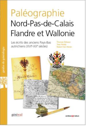 Manuel de paléographie Nord-Pas-de-Calais, Flandre et Wallonie