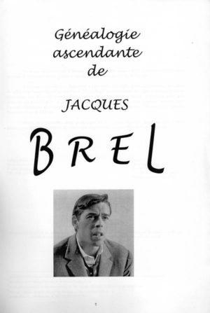 Jacques BREL (petit format)