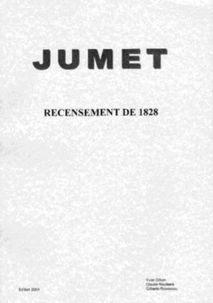 JUMET Recensement de 1828