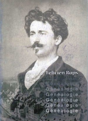 Félicien Rops Généalogie